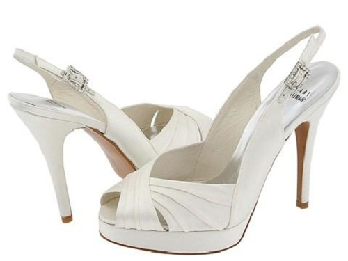 Lovely Cheap Bridal Shoes