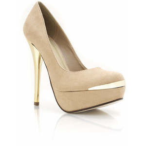Brown Cheap High Heels For Women