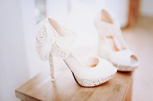 Excellent Designer Bridal Shoes