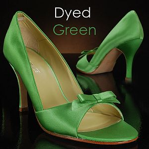 Cool Dyeable Wedding Shoes