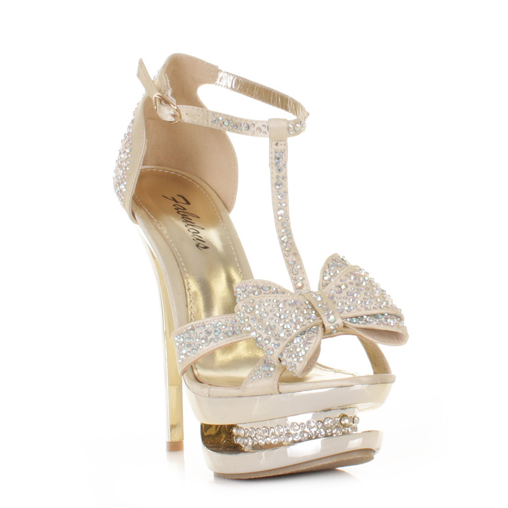 Dazzling Heels For Prom