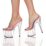 Glassy Heels Shoes