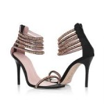 Excellent High Heel Strappy Sandals