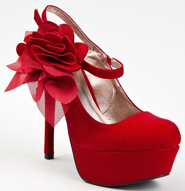 Charming High Heeled Pumps For Women