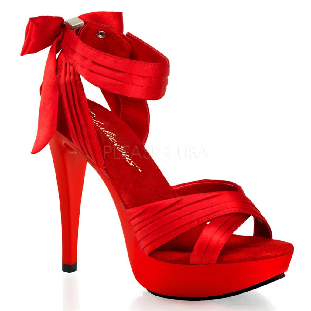 Amazing High Heels Red