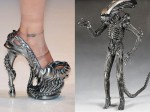 Alien High Heels Shoes For Women