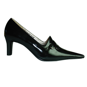 Pointy Ladies Black Shoes