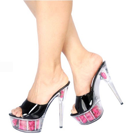 Creative Lady Heel Shoes