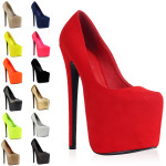Various Platform High Heel Shoes