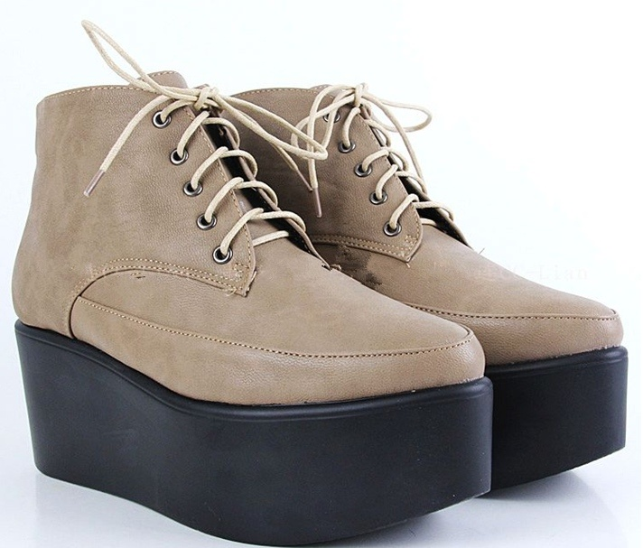 Thick Platform Shoes For Women