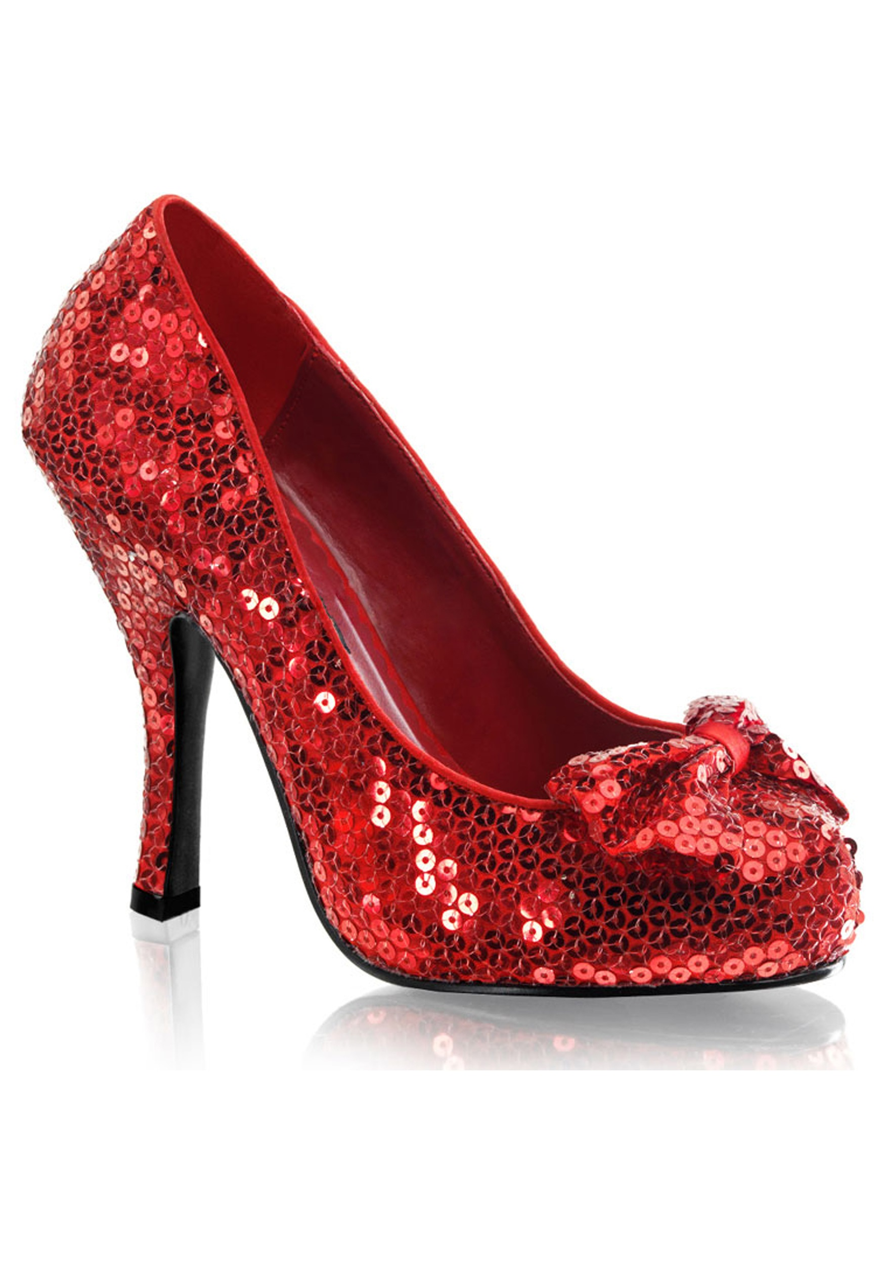 Charming Red High Heel