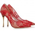 Awesome Red Ladies Shoes