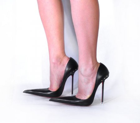 Slant Stilettos High Heels