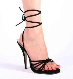 Great Strappy High Heels