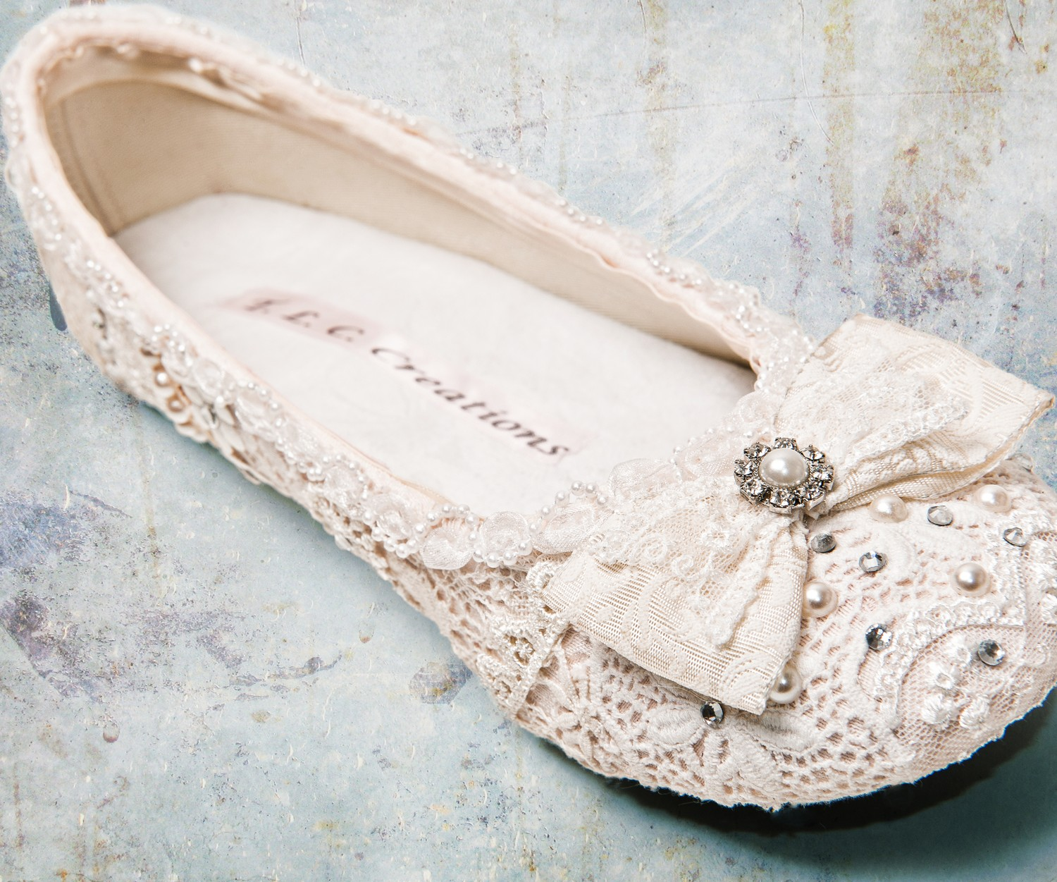 Sweet Wedding Flats