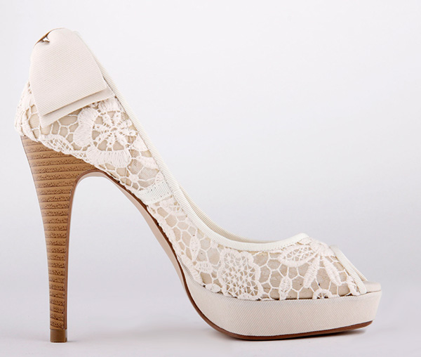 Delightful Wedding Heels