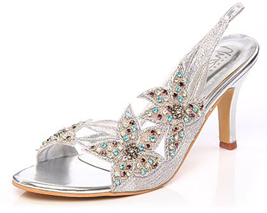 Marvelous Wedding Shoes Low Heel
