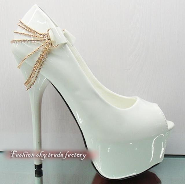 Charming Wedding Shoes