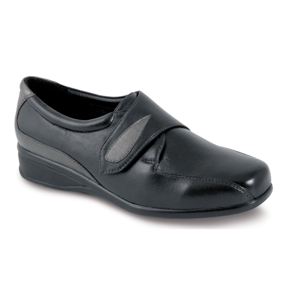 Comfy Wide Fitting Ladies Shoes
