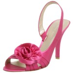 Pink flowered Women Shoe