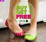 Buy 1 free 1 Ladies Shoes Online