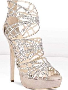 Sparkling Prom Shoes
