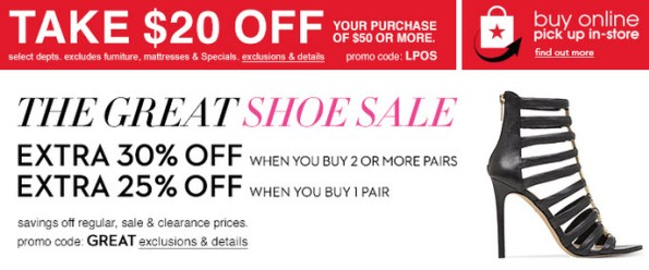 Great Sale Shoes