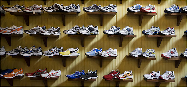 Sports Shoe Stores