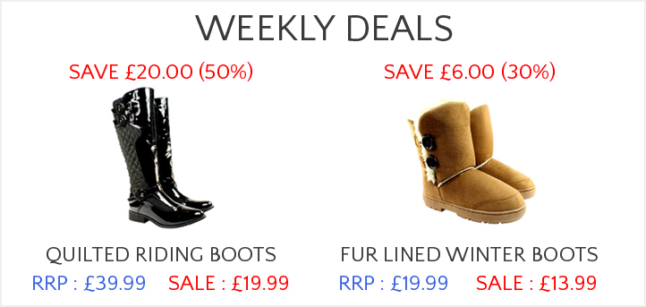 Weekly deals Shoes Store Online