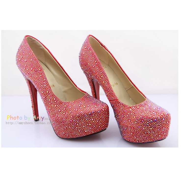 Beaded Shoes Womens