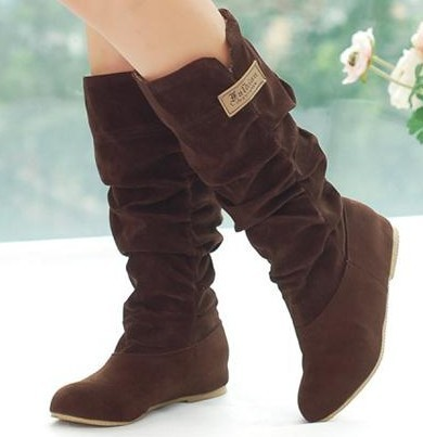 Brown Womens Boots On Sale