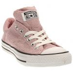 Converse Womens Chuck Taylor All Star Madison Pink Freeze/Black/White Sneaker – 5