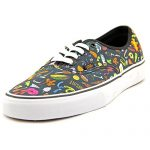 Vans Authentic Truth Black/True White Men's Skate Shoes Size 10.5