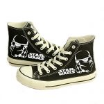 Star Wars Shoes Darth Vader Anakin Skywalker Canvas Shoes Cosplay Shoes Sneakers