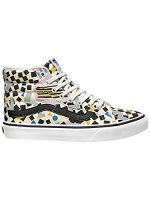 Vans Unisex Sk8-Hi Slim High Tops Eley Kishimoto Drums/White Size 4 Mens/5.5 Womens