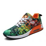 Air Cushion Fashion Sport Gym Jogging Walking Sneakers Casual Running Couple Shoes