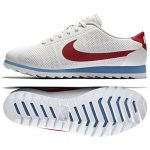 Nike Women's Wmns Cortez Ultra Moire, SUMMIT WHITE/VARSITY RED-VARSITY BLUE, 9 US