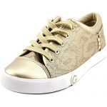 G by Guess Women's Oona Fashion Sneaker,Gold,9.5 M US