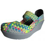 Steven By Steve Madden Womens Brice Mary Jane Shoes, Bright Multi, US 8