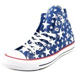 CONVERSE CT All Star Hi Top Fashion Sneaker Shoe – Midnight Hour/White – Unisex – 8
