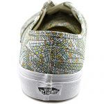 Vans Unisex Authentic Abstract Skate Shoe-Abstract/White-9-Women/7.5-Men